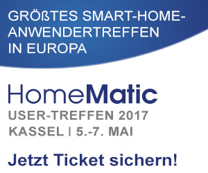 Homematic User Treffen 2017