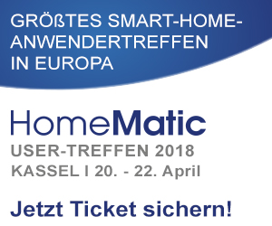 Homematic User Treffen 2018