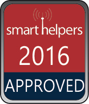 Smarthelpers.de Approved Award