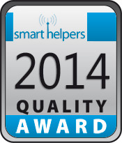 Smarthelpers Quality-Award