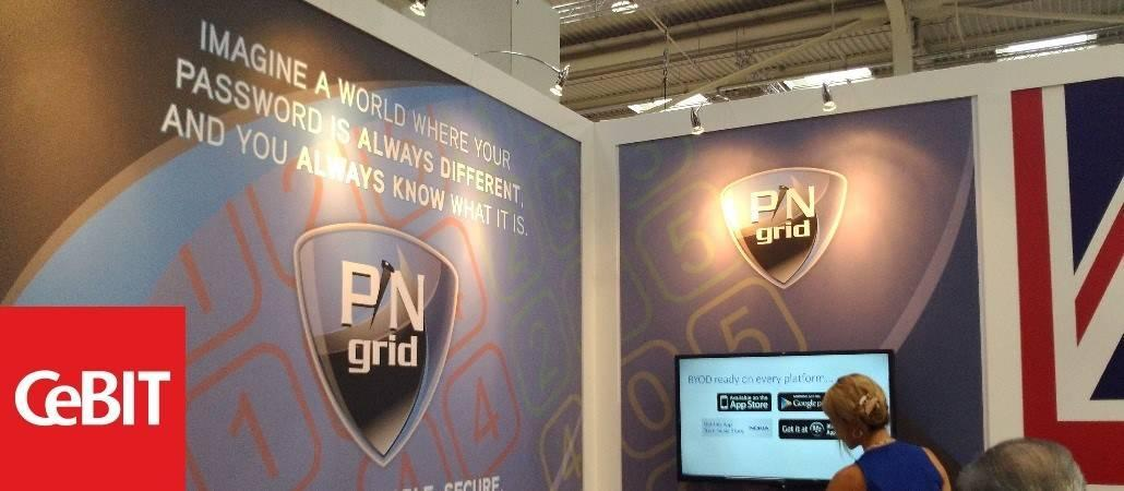 PN-grid Messestand