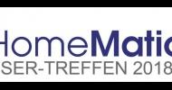 8. Homematic Usertreffen im April in Kassel