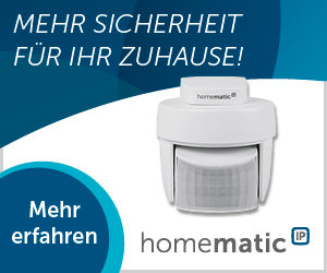 Homematic IP - Bewegungsmelder