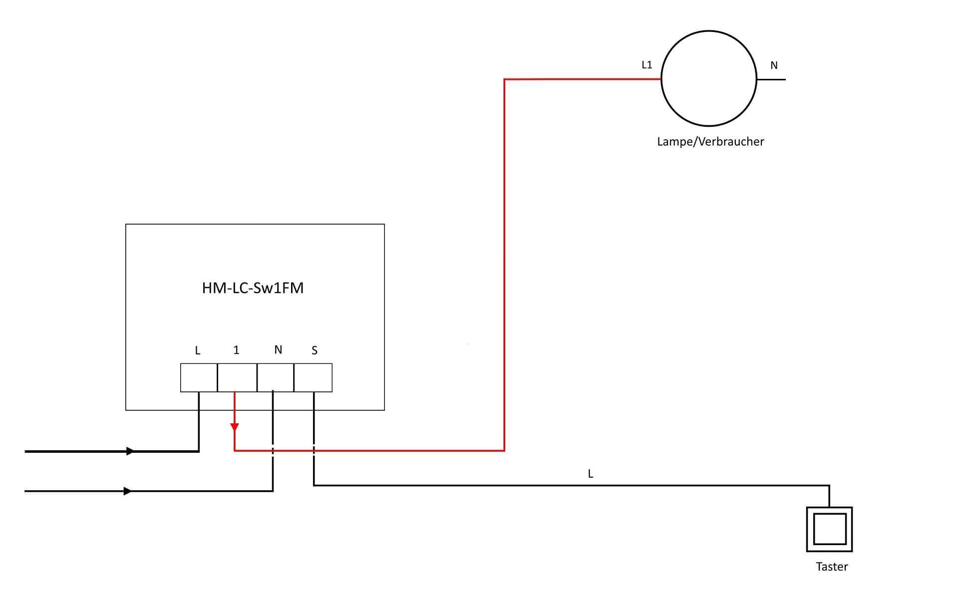 gro z gig wechselschalter verkabelung ideen schaltplan serie circuit collection. Black Bedroom Furniture Sets. Home Design Ideas