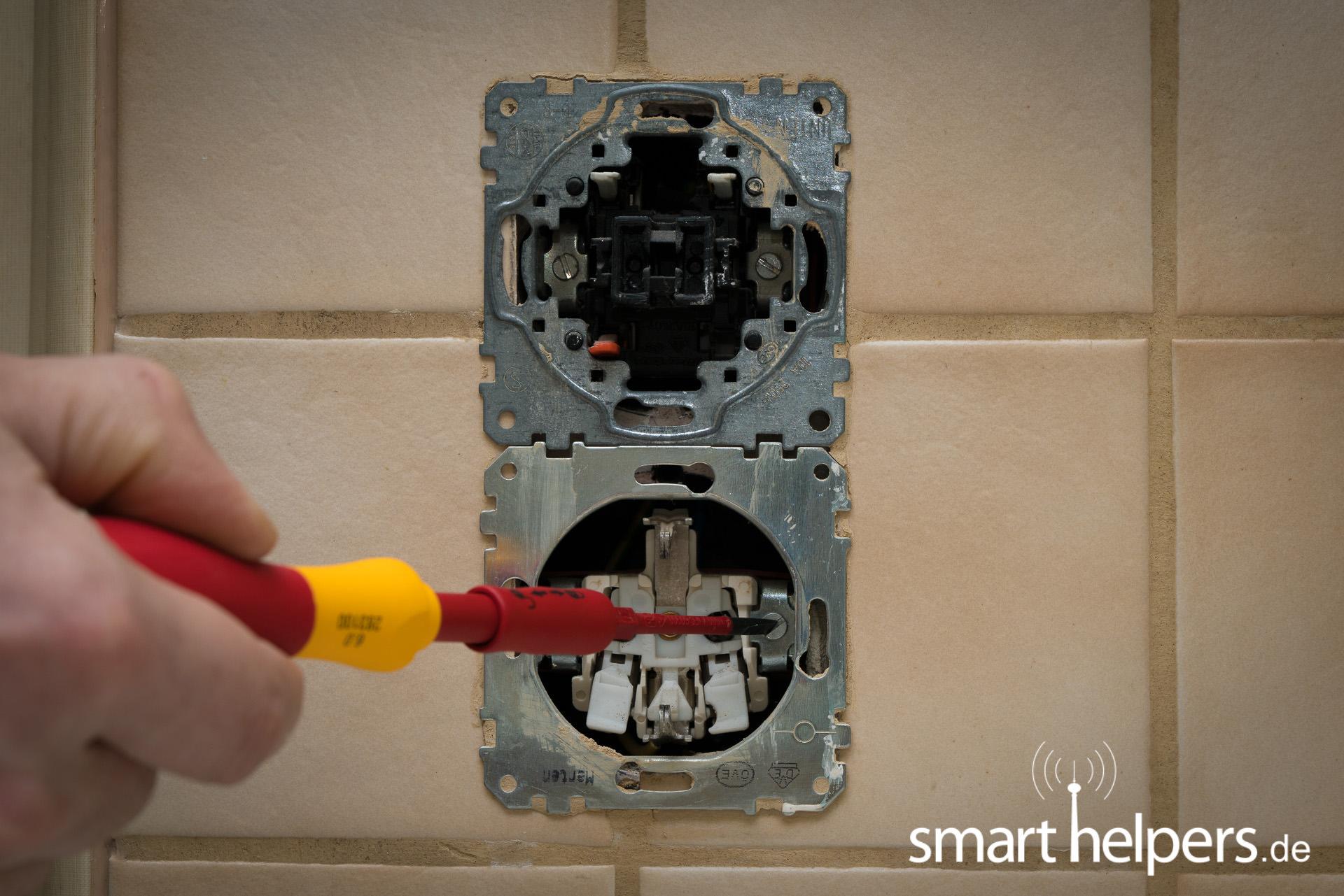 Beste Lichtschalter Verkabelung üblich Zeitgenössisch - Elektrische ...