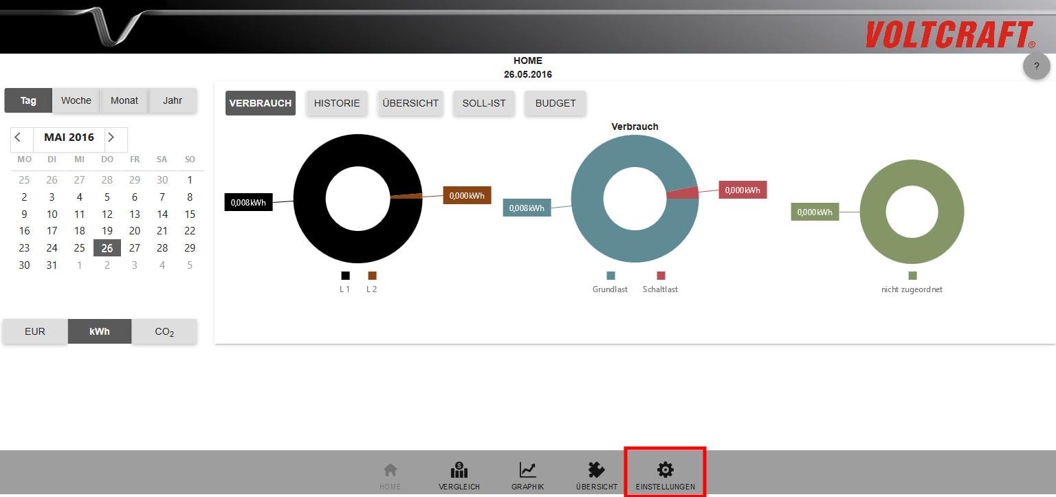 Voltcraft SEM 5000 PRO Energiekostenmessgerät im Praxistest