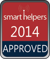 Smarthelpers Approved-Award