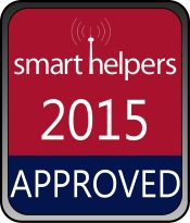 Smarthelpers Approved Award
