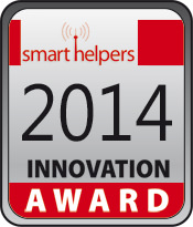 Smarthelpers Innovation-Award-2014