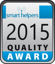 Smarthelpers 2015 Quality-Award