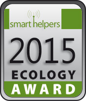 Smarthelpers Ecology-Award