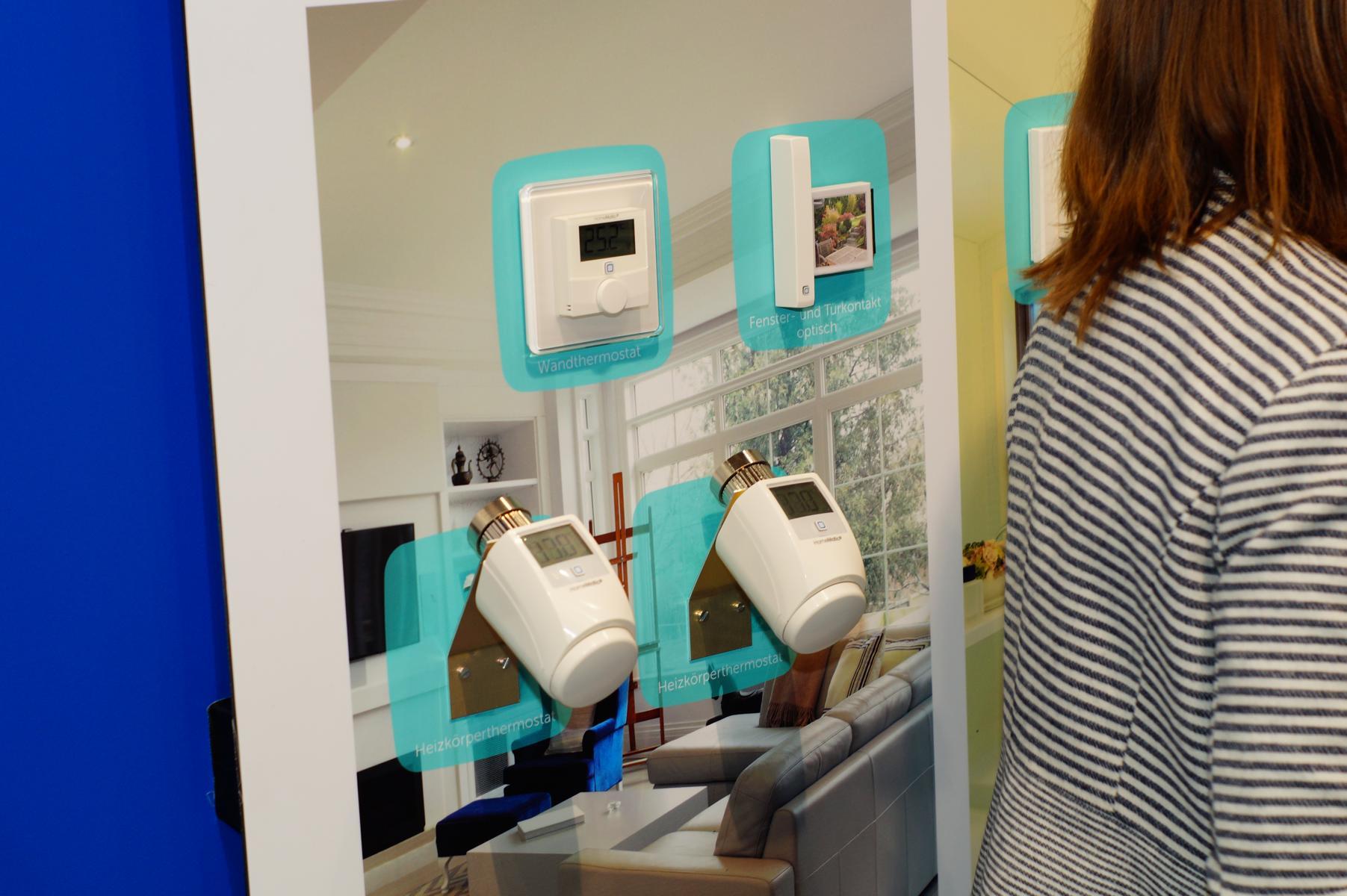 cebit 2015 homematic zeigt neue produktreihe homematic ip. Black Bedroom Furniture Sets. Home Design Ideas