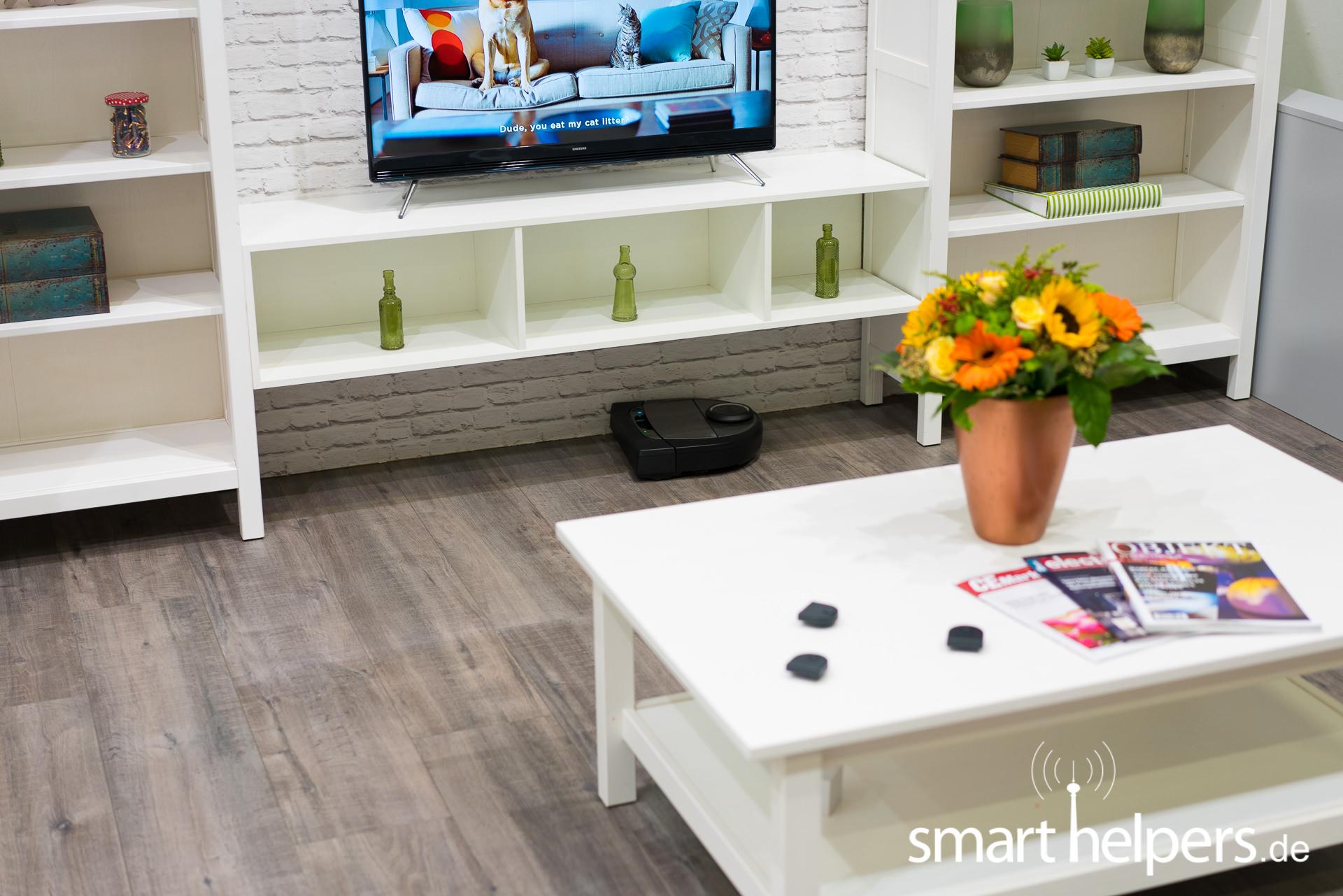 ifa 2017 neato zeigt staubsaugerroboter mit praktischer app. Black Bedroom Furniture Sets. Home Design Ideas