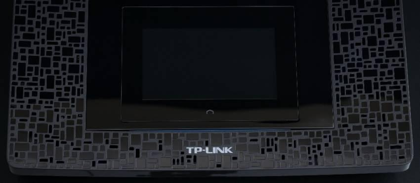 TP-Link - Touch P5 Touchscreen Router im Praxistest