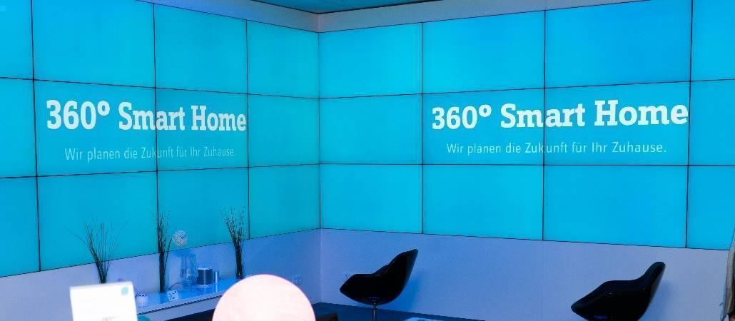 360° - Smart Home Ausstellung zum Anfassen