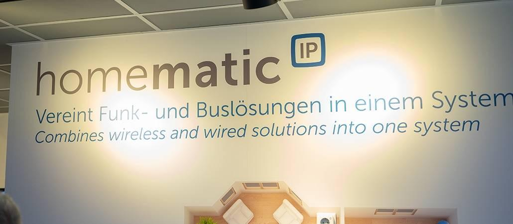 IFA 2018: Homematic IP zeigt neues Wired-System und CCU3