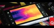 CeBIT 2016: CAT zeigt S60 Smartphone mit FLIR Wärmebildkamera